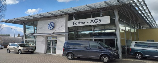 FORTEX - AGS, a.s.